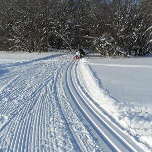Резак для лыжни на снегоход Storm 2