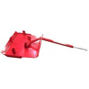Резак для лыжни на снегоход Storm 1