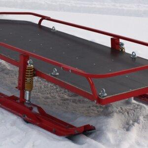 Сани для снегохода грузовые Alfeco СНП-2000