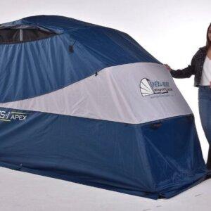 Палатка гараж для мотоцикла Speed Way Shelters