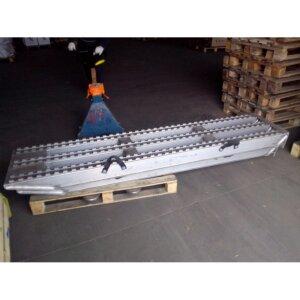 Алюминиевые аппарели до 23 тонн 1