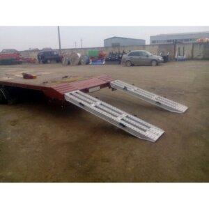 Алюминиевые аппарели до 32 тонн 1