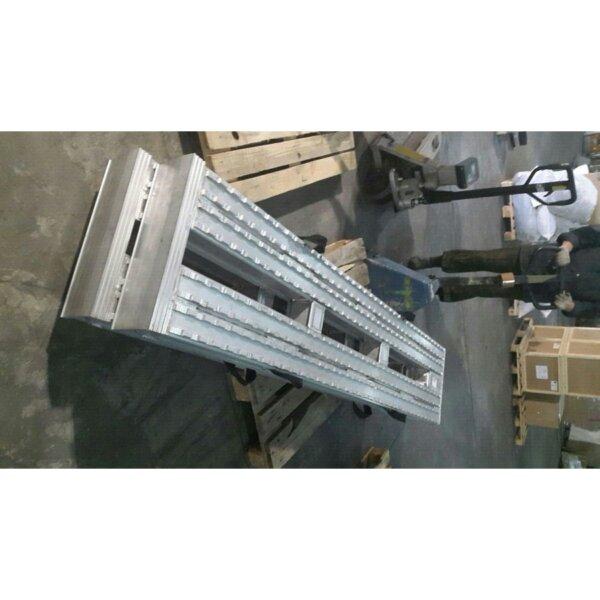 Алюминиевые аппарели до 45 тонн 1