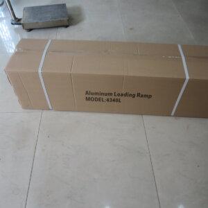 Алюминиевый трап CBM 4340L (Усиленный) 2