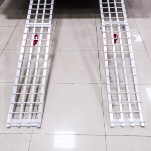 Трапы сходни усиленные LR019A 1360кг 2 шт
