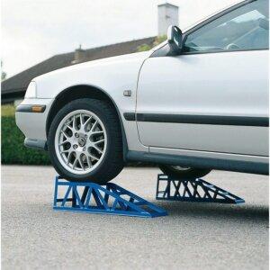Рампа автомобильная для подъема автомобиля