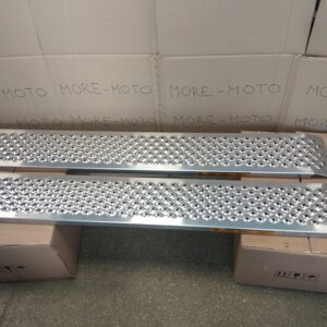 Трапы сходни для квадроцикла 150см 200кг алюм