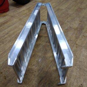 Трап для мотоцикла квадроцикла складной 190см, 200кг алюминиевый