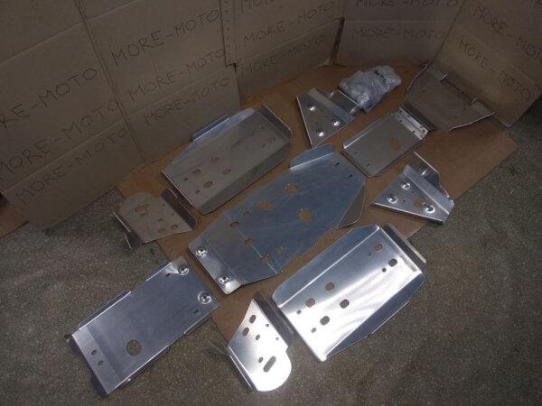 Полный комплект защиты на квадроцикл Stels Hisun