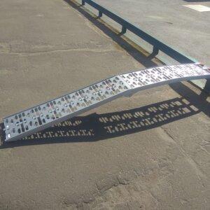 Трапы для квадроцикла складные 225см 340кг LR001-3