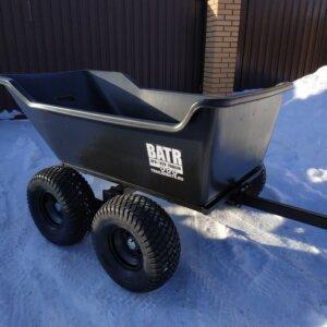 Прицеп для квадроцикла ATV Batr 1900 пластик
