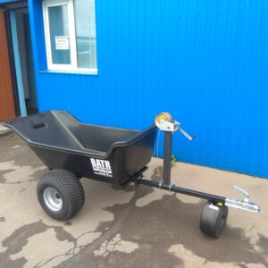 Прицеп квадроцикла Batr 1500 с лебедкой