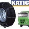 Цепи противоскольжения на грузовые колеса Лесенка 8/8 - 315-80-r22-5 - 315 - 80 - 22-5