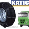 Цепи противоскольжения на грузовые колеса Лесенка 8/8 - 240-x-508 - 240 - 468 - 508