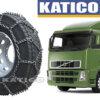 Цепи противоскольжения для грузовиков Зигзаг Т8