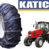 Цепи на колеса для трактора Беларус - lesenka-10-8