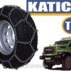 Цепи противоскольжения на колеса с шинами ОИ-25 Кама - zigzag-8vp-8