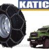 Цепи противоскольжения на колеса с шинами ОИ-25 Кама - zigzag-8op-8