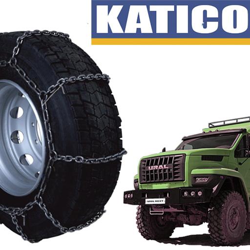 Цепи противоскольжения на колеса с шинами ОИ-25 Кама
