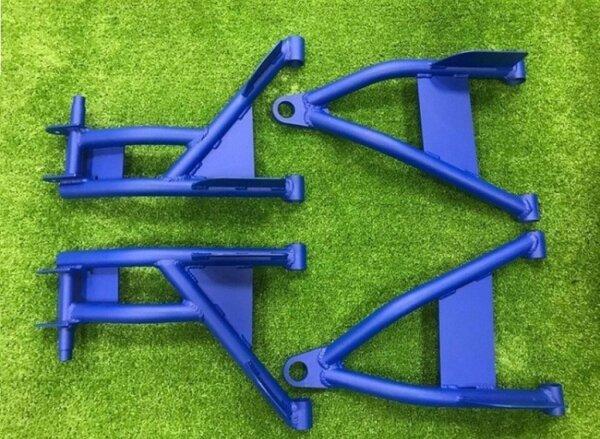 Комплект усиленных изогнутых рычагов для квадроцикла Stels Guepard