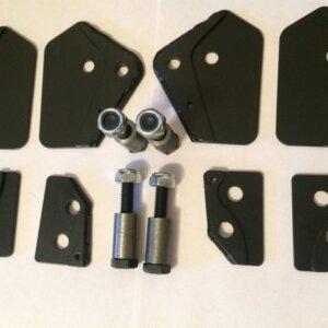 Лифт комплект РЕГИОН93 для CF Moto Х8 (в комплекте 4 штуки)