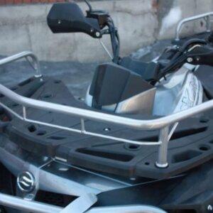 Багажник на CF Moto X5 H.O. EPS задний передний Alfeco