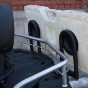 Крепление канистры CF Moto X5 H.O. EPS