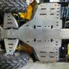 Защита для квадроцикла BRP Outlander Max XT 400 EFI G1 Alfeco