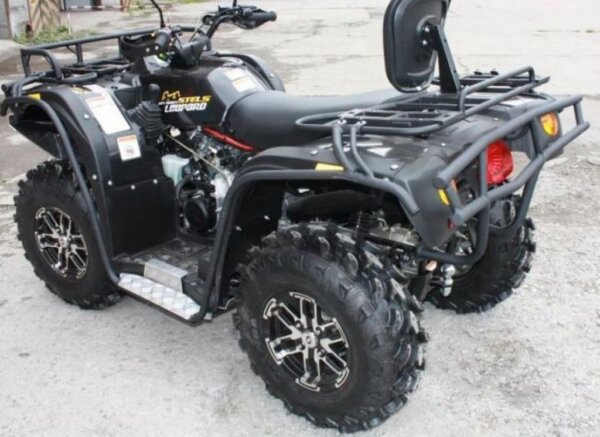 Боковая защита Stels ATV 600 Leopard с 2014