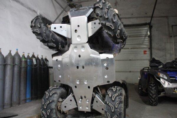 Комплект защиты для квадроцикла YAMAHA Grizzly 700 2013
