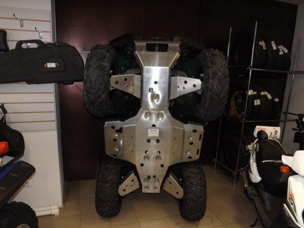 Комплект защиты для квадроцикла YAMAHA Grizzly 700 2015г
