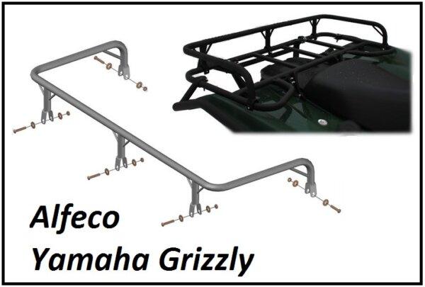 Багажник задний для квадроцикла Yamaha Grizzly 2015-